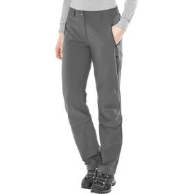 Schöffel Engadin Pantalón Zip-Off Normal Mujer, charcoal
